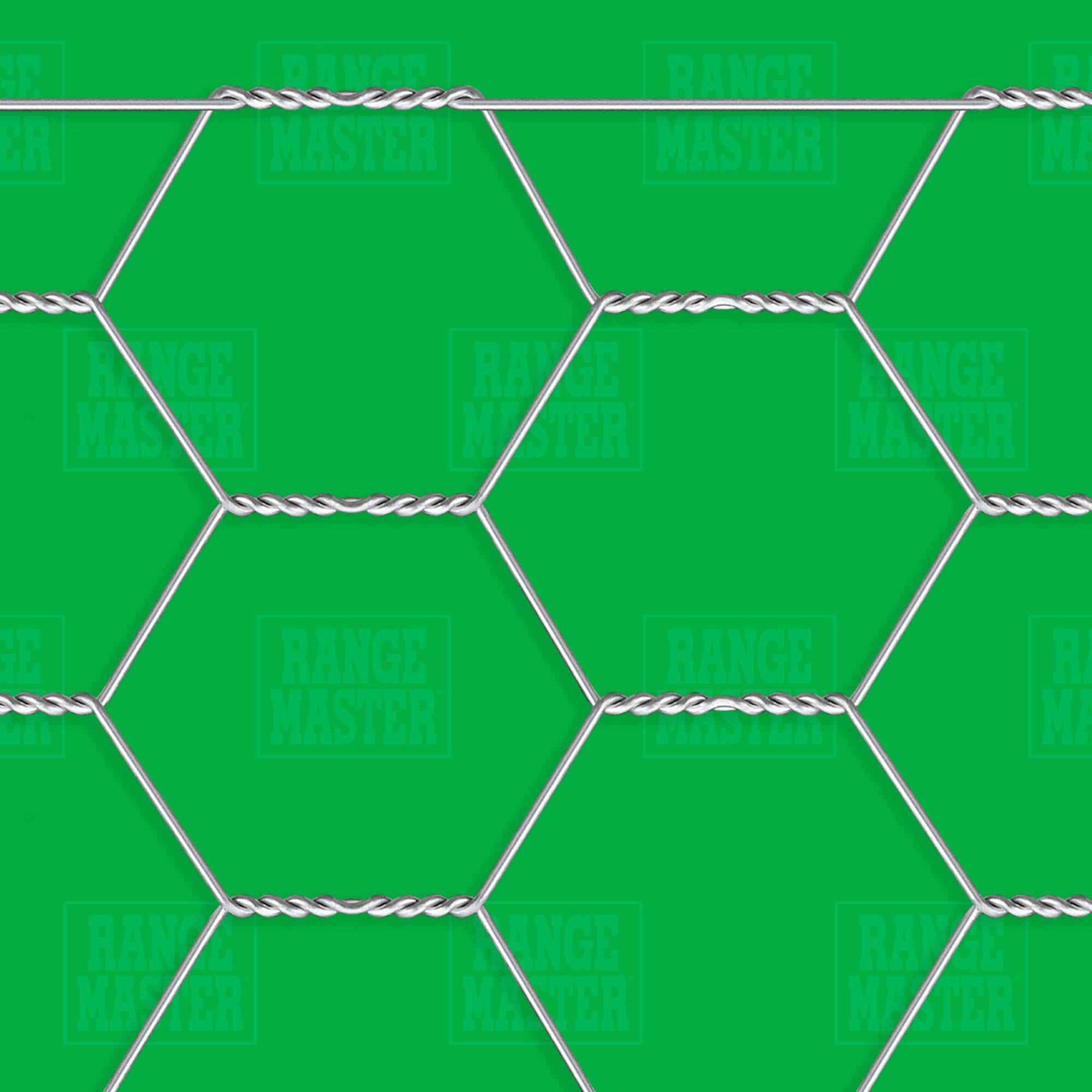 3 Way Pak Hexagonal Netting